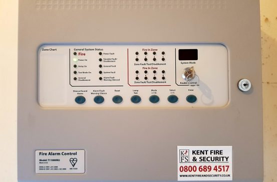 Fire-alarms-Kent-fire-security